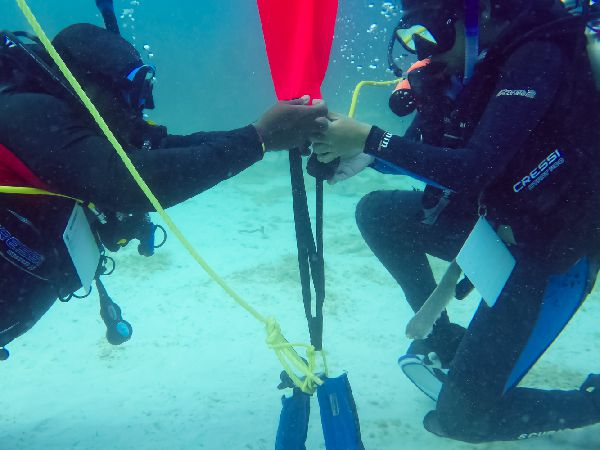 PADI Search & Recovery Carriacou Grenada