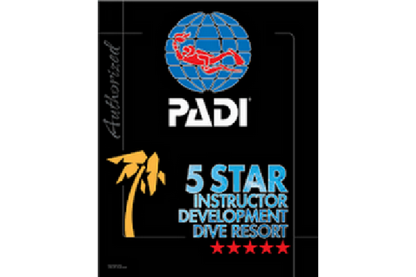 PADI 5 Star Instructor Development Dive Resort